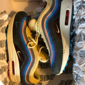 Air max 97 Sean Wotherspoon size 3.5 kids5 womens